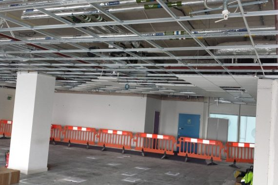 Suspended ceilings Birmingham