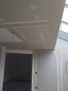 tape and jointing ceilings