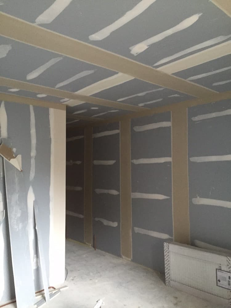 Tape And Jointing Contractor In London Essex And Kent